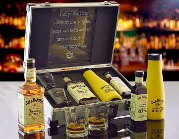 Jack Daniel's Honey Thermo AL Walizka